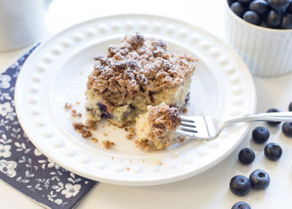 Blueberry Coffee Cake-3