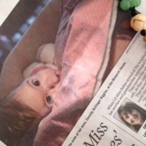 Prayers for Baby Ashlyn Riggins