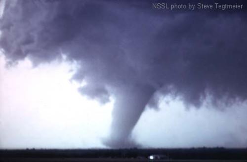 Tornado, Anxiety, Worry