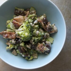 Broccoli Salad… an easy, healthy side for Spring