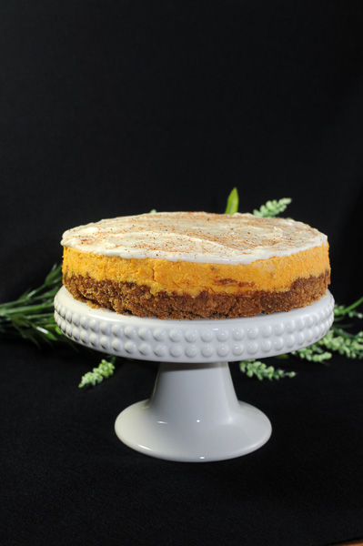 Carrot Cheesecake  www.herviewfromhome.com