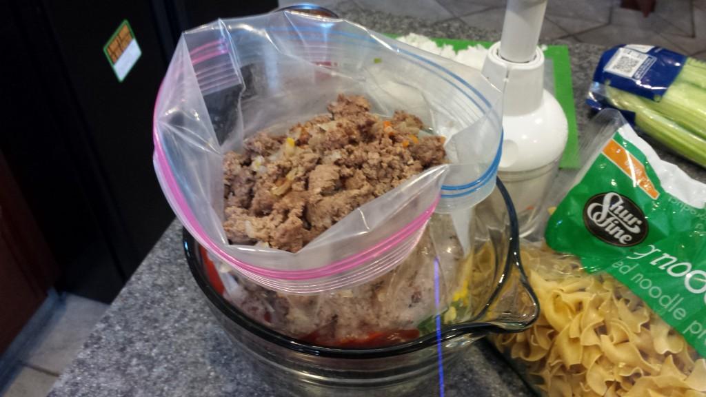 Chuckwagon Soup: Make & Eat or Freezer Meal