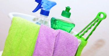 11 Habits To Maintain A Clean Home www.herviewfromhome.com