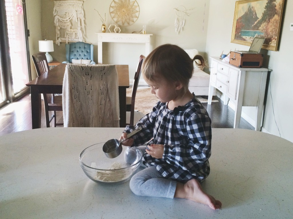 Grace and (Gluten Free) Cookies - www.herviewfromhome.com
