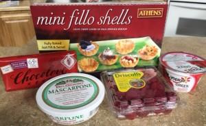 raspberry tart ingredients