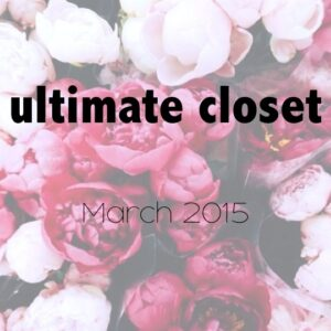 Ultimate Closet: The Long & Short of Spring