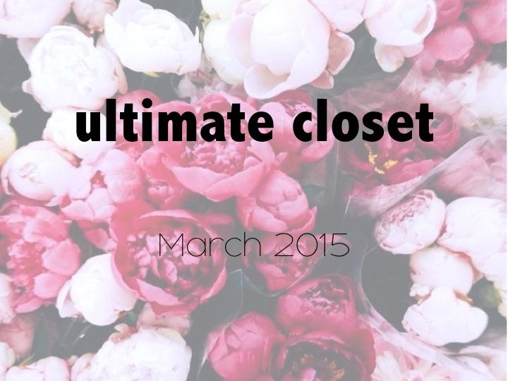Ultimate Closet