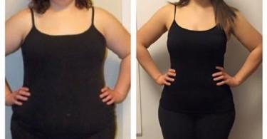 Weightloss Transformation - www.herviewfromhome.com