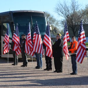 Nebraska's Korean War Veterans Take Flight