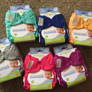 Cloth Diapers: 10 Questions to Help You Get Started