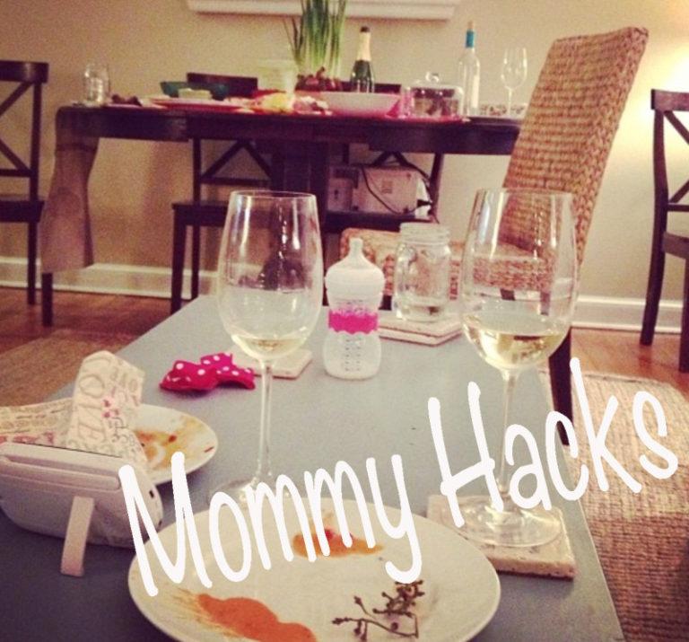 4 Mommy Hacks to Decrease Mommy Mayhem www.herviewfromhome.com
