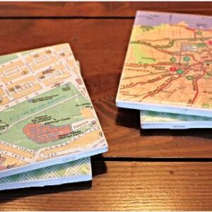 DIY Travel Coaster Keepsakes