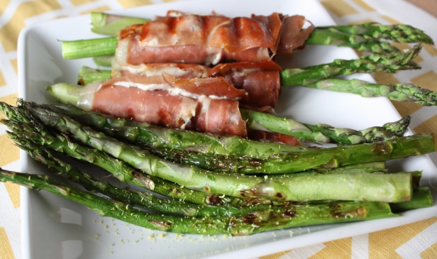 Grilled Asparagus Times Two! – Her View From Home