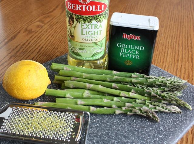 Grilled Lemon-Pepper Asparagus   www.herviewfromhome.com