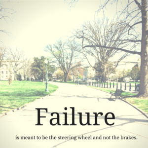 5 Things You Need to Understand About Failure