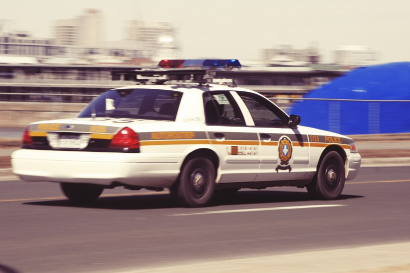 I am a Police Officer's Wife www.herviewfromhome.com