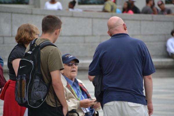 Nebraska's Korean War Heroes Take Flight