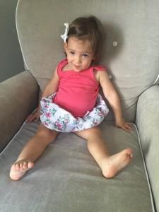 Peyton at 23 months