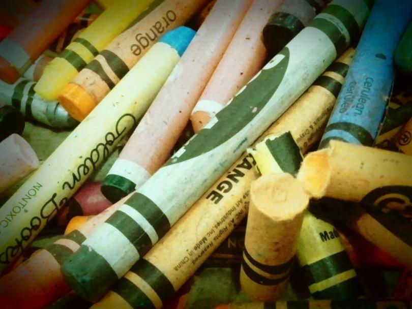 We Are Broken Crayons www.herviewfromhome.com