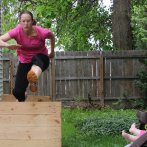 Hurdling Life's Obstacles