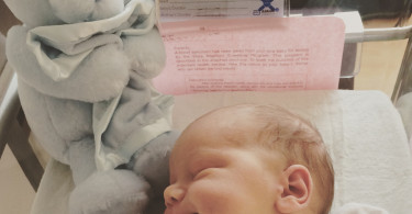 Dear Jack... Welcoming My Second Baby www.herviewfromhome.com
