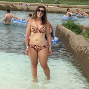 How I got the perfect bikini body
