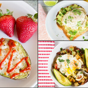 Sweet & Savory Breakfast Ideas