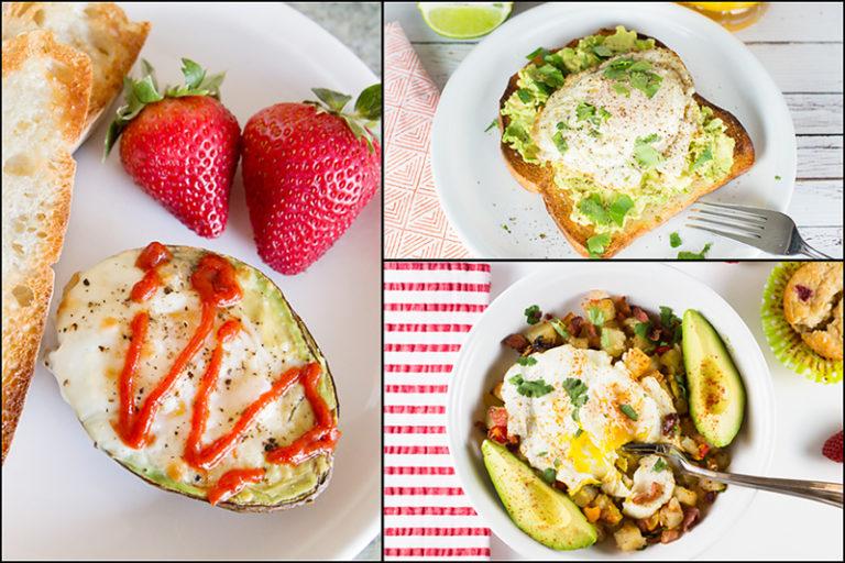 Sweet & Savory Breakfast Ideas