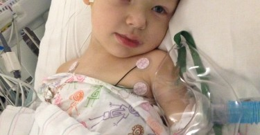 Emma Strong - Fighting Pediatric Brain Tumors www.herviewefromhome.com