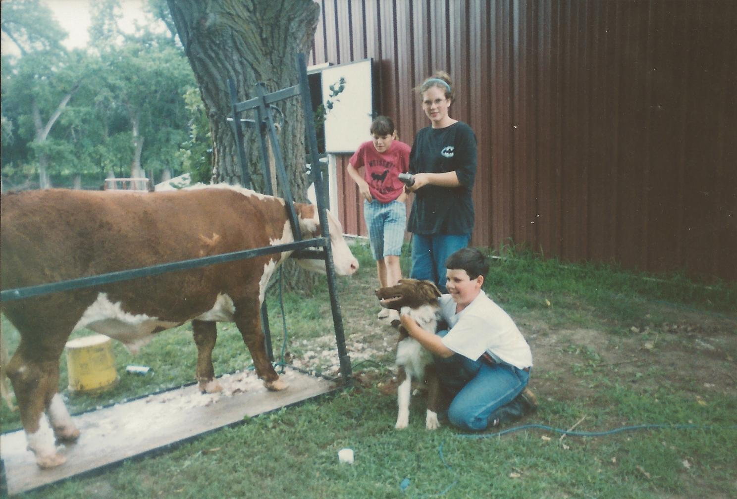 You know 4-H has touched your life when... www.herviewfromhome.com