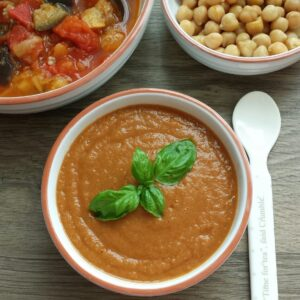 Homemade Baby Food – Chickpea Puree
