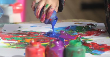 Tips for Raising a Creative Child www.herviewfromhome.com