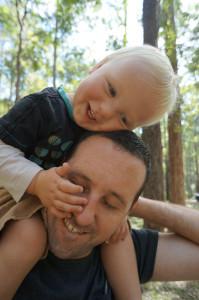 Dad & Elijah Small