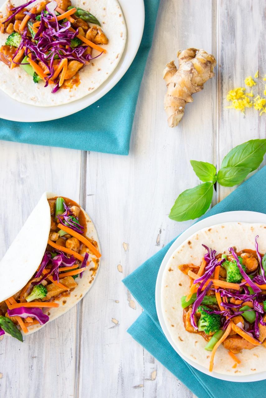 Thai Soft Tacos www.herviewfromhome.com