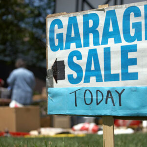 Garage Sale 101: 10 Steps for Selling Out