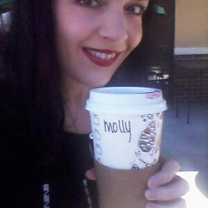 Featured Writer of the Week: Meet Molly Golden