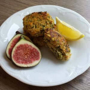 Salmon Quinoa Fish Burger Baby  [7m+], Toddler & Family