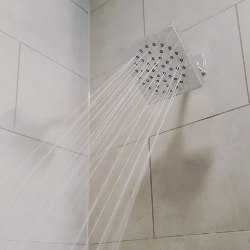 Confessions of a Cancer Mom: Shower Therapy www.herviewfromhome.com