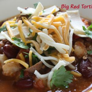 Big Red Tortilla Soup