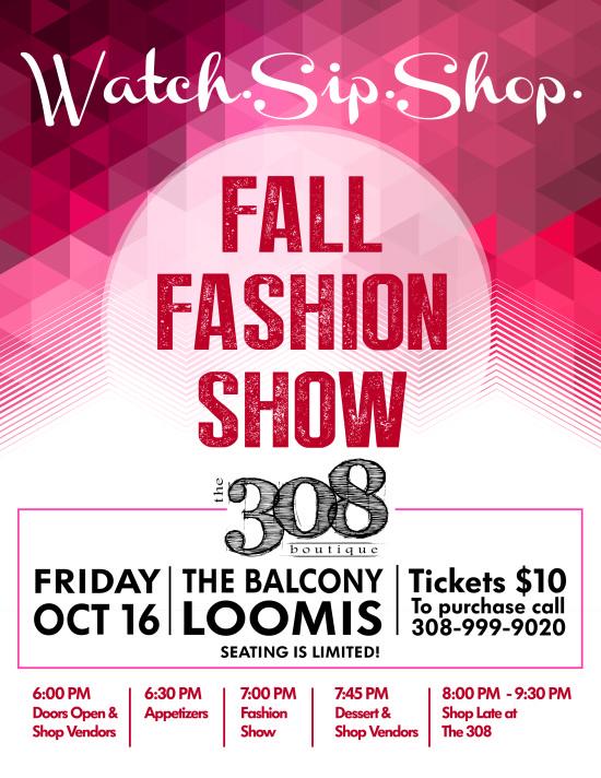 Fall Fashion Show   www.herviewfromhome.com