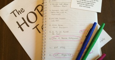 Behind the Scenes with a #write31days Writer www.herviewfromhome.com