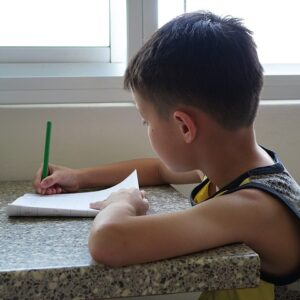 Do you feel as if  you are being held captive by your child's homework?