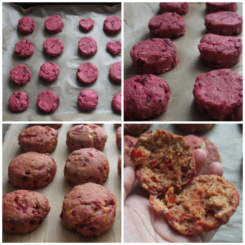 Beetroot and Cheese Scones   www.herviewfromhome.com