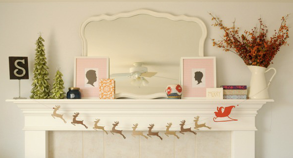 Embellish the Season with Paper - In Love   www.herviewfromhome.com