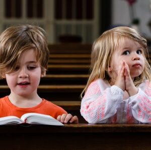 To the Mother With the Disruptive Child in Church