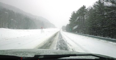 Tips for Winter Roadside Emergency Preparedness www.herviewfromhome.com