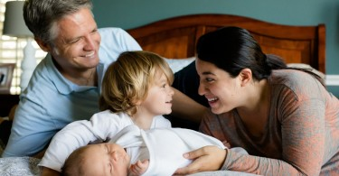 Are You Bound By These 4 Parenting Lies? Be Free! www.herviewfromhome.com
