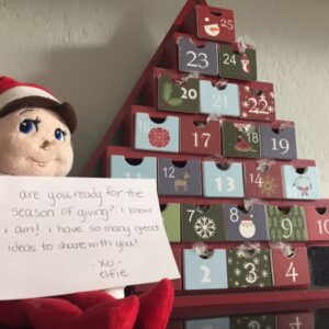 A New Tradition: Our Kindness Elf