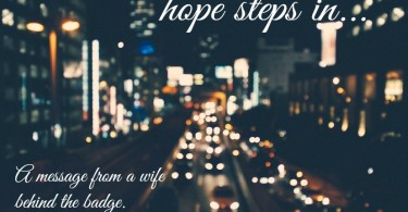 The Message of Christmas: Hope Steps In www.herviewfromhome.com