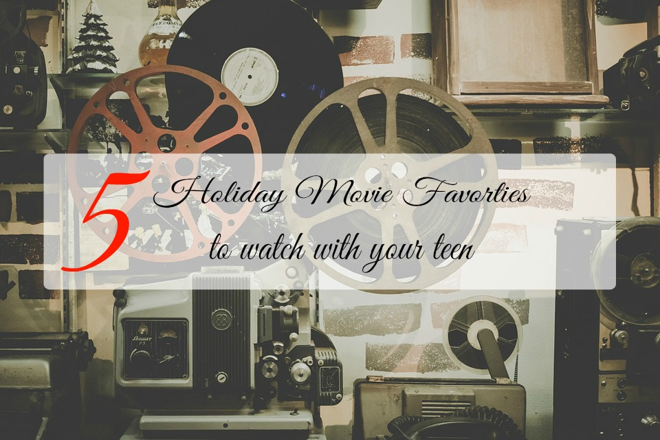 5 movies your teen will love to watch with you on Christmas Day www.herviewfromhome.com